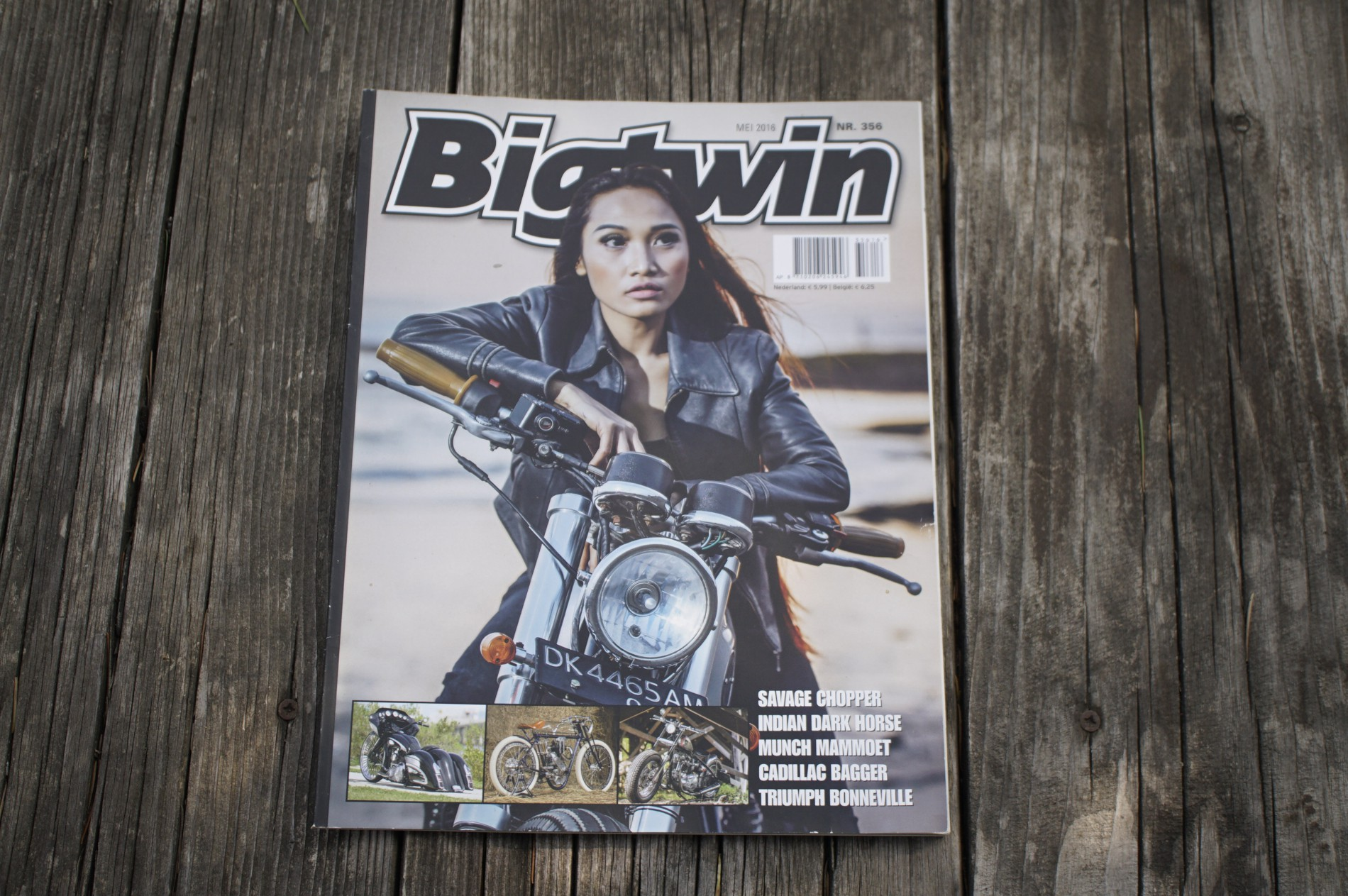 Big Twin magazine 356